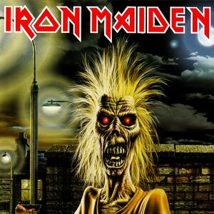"IRON MAIDEN ""Iron Maiden"" /CD/"