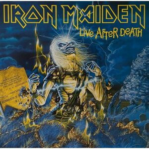 "IRON MAIDEN ""Live After Death"" /2CD; Live/"