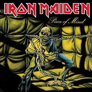 "IRON MAIDEN ""Piece Of Mind"" /CD/"