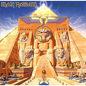 "IRON MAIDEN ""Powerslave"" /CD/"