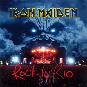 "IRON MAIDEN ""Rock In Rio"" /2CD; Live/"