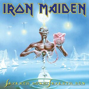 "IRON MAIDEN ""Seventh Son Of A Seventh Son"" /CD/"