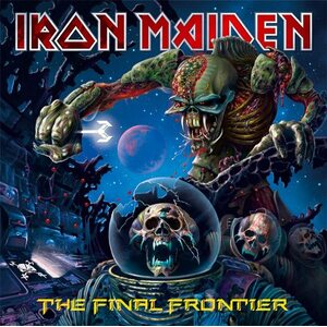 "IRON MAIDEN ""The Final Frontier"" /CD/"