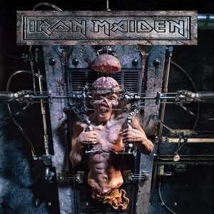 "IRON MAIDEN ""The X Factor"" /CD/"