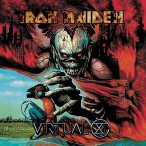 "IRON MAIDEN ""Virtual XI"" /CD/"