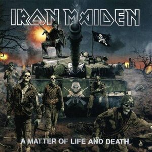 "IRON MAIDEN ""A Matter Of Life And Death"" /CD/"