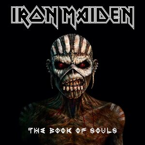 "IRON MAIDEN ""The Book Of Souls"" /2CD/"