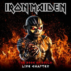 "IRON MAIDEN ""The Book Of Souls: Live Chapter"" /2CD; Live/"
