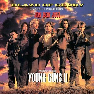 "JON BON JOVI ""Blaze Of Glory"" /CD/"