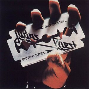 "JUDAS PRIEST ""British Steel"" /CD/"