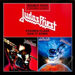 "JUDAS PRIEST ""Stained Class"" / ""Ram It Down"" /2CD Set/"