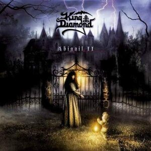 "KING DIAMOND ""Abigail II - The Revenge"" /CD/"
