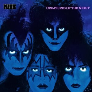 "KISS ""Creatures Of The Night"" /CD/"
