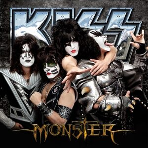 "KISS ""Monster"" /Special Edition 3D CD/"