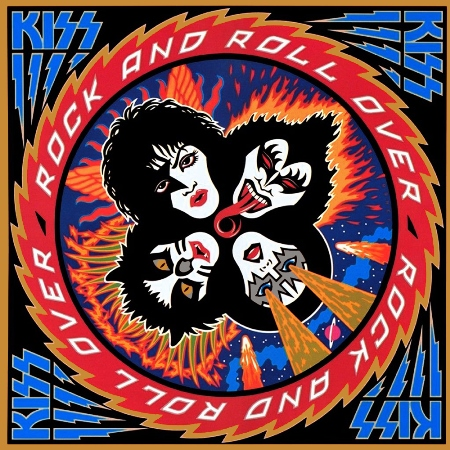 "KISS ""Rock And Roll Over"" /CD/"