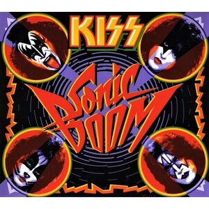 "KISS ""Sonic Boom"" /Digipack 2CD + DVD/"