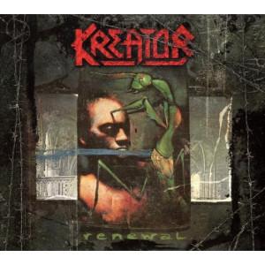 """KREATOR """"Renewal"""" /Digipack CD/"""