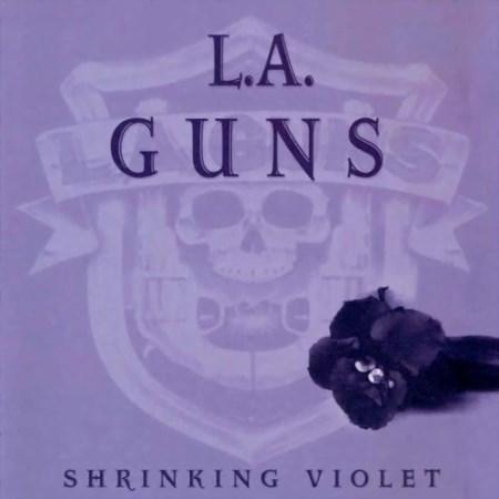 "L.A. GUNS ""Shrinking Violet"" /CD/"