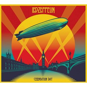"LED ZEPPELIN ""Celebration Day"" /Deluxe Edition Slipcase 2CD + 2DVD Digipack Set; Live/"