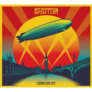 "LED ZEPPELIN ""Celebration Day"" /2CD Digisleeve; Live/"