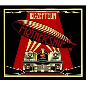 "LED ZEPPELIN ""Mothership"" /Deluxe Edition 2CD + DVD Digisleeve/"