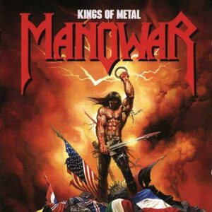 "MANOWAR ""Kings Of Metal"" /CD/"