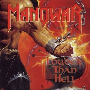 "MANOWAR ""Louder Than Hell"" /CD/"