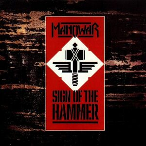 "MANOWAR ""Sign Of The Hammer"" /CD/"