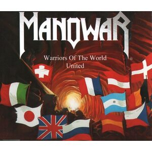 "MANOWAR ""Warriors Of The World United"" /CD Single/"