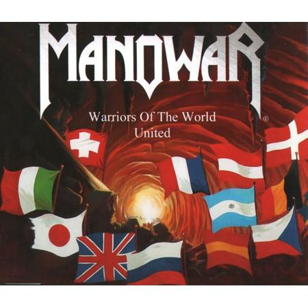 "MANOWAR ""Warriors Of The World United"" /CD Single/"