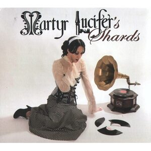 "MARTYR LUCIFER ""Martyr Lucifer's Shards"" /Digipack CD/"