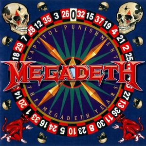 "MEGADETH ""Capitol Punishment: The Megadeth Years"" /CD/"