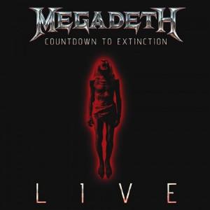 "MEGADETH ""Countdown To Extinction - Live"" /CD/"