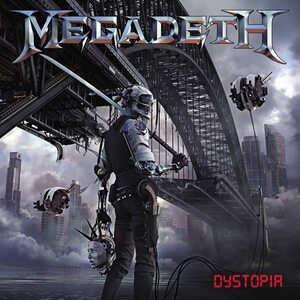 "MEGADETH ""Dystopia"" /CD/"
