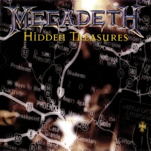 "MEGADETH ""Hidden Treasures"" /CD/"