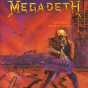 "MEGADETH ""Peace Sells... But Who's Buying? - 25th Anniversary"" /Special Deluxe 2CD Set/"