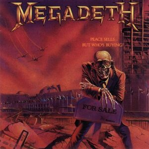 "MEGADETH ""Peace Sells... But Who's Buying?"" /CD/"