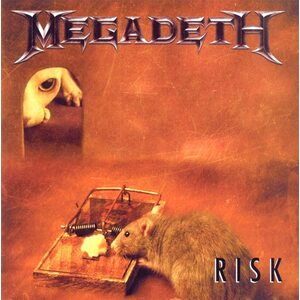 "MEGADETH ""Risk"" /CD/"