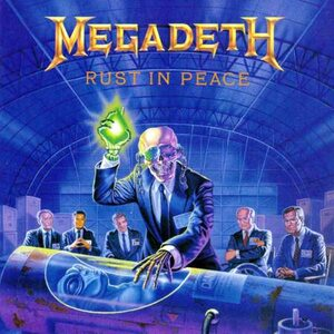 "MEGADETH ""Rust In Peace"" /CD/"