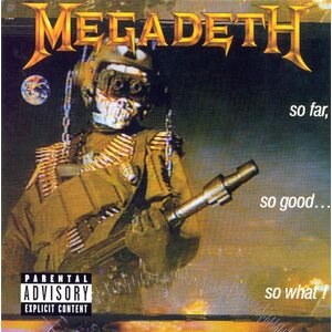 "MEGADETH ""So Far, So Good… So What!"" /CD/"