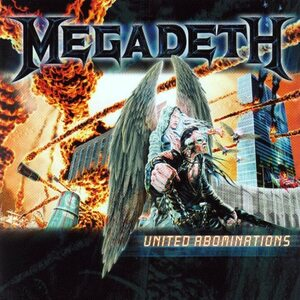"MEGADETH ""United Abominations"" /CD/"