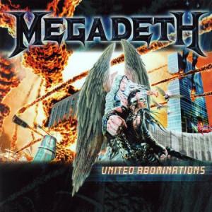 "MEGADETH ""United Abominations"" /CD/"