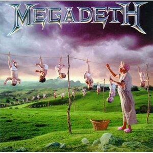 "MEGADETH ""Youthanasia"" /CD/"