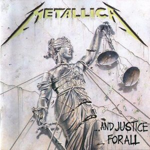"METALLICA ""…And Justice For All"" /CD/"