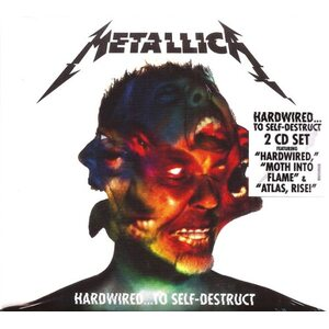 "METALLICA ""Hardwired… To Self-Destruct"" /2CD Digipack/"
