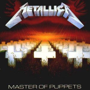 "METALLICA ""Master Of Puppets"" /CD/"