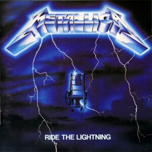 "METALLICA ""Ride The Lightning"" /CD/"