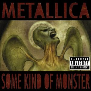 "METALLICA ""Some Kind Of Monster"" /CD Single/"