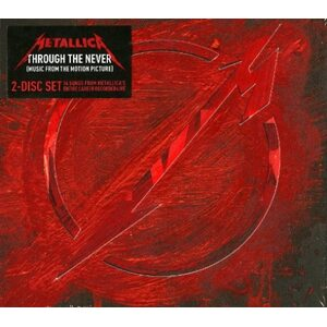 "METALLICA ""Through The Never (Music From The Motion Picture)"" /Ltd. Special Deluxe Edition Cross Digipack 2CD; Live/"