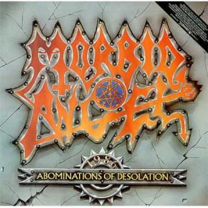 "MORBID ANGEL ""Abominations Of Desolation"" /CD/"
